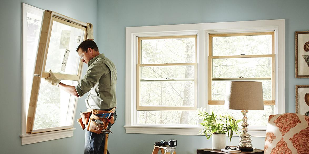 Replace All Home Windows